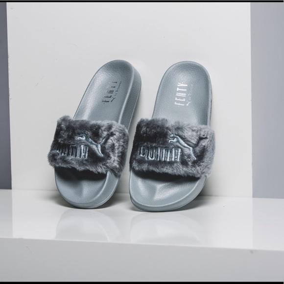 Puma Fenty Slides Women's Size 5.5 NWT